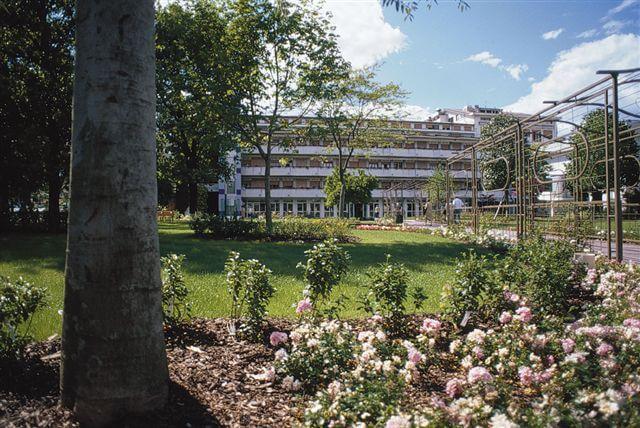 Fondazione Pia Opera Ciccarelli O.N.L.U.S - progettazione impianti strutture sanitarie