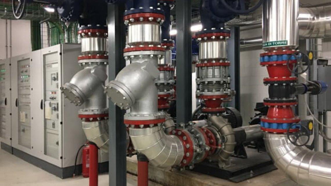 Efficienza energetica nei circuiti idronici